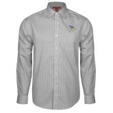 Red House Grey Plaid Long Sleeve Shirt-Primary Logo