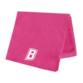Pink Beach Towel-B