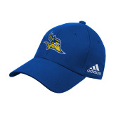 Adidas Royal Structured Adjustable Hat-Primary Logo