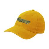 Gold Flexfit Mid Profile Hat-CSU Bakersfield Roadrunners