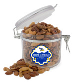 Deluxe Nut Medley Round Canister-Primary Logo
