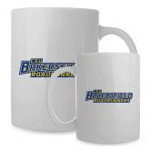 Full Color White Mug 15oz-CSU Bakersfield Roadrunners