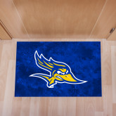 Full Color Indoor Floor Mat-Primary Logo