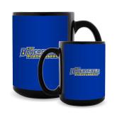 Full Color Black Mug 15oz-CSU Bakersfield Roadrunners