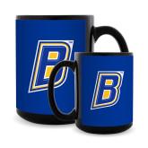 Full Color Black Mug 15oz-B