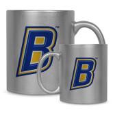 Full Color Silver Metallic Mug 11oz-B