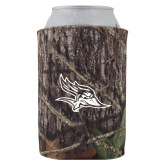 Collapsible Mossy Oak Camo Can Holder-Primary Logo