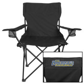 Deluxe Black Captains Chair-CSU Bakersfield Roadrunners