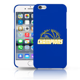 iPhone 6 Plus Phone Case-2017 Western Athletic Conference Champions - Mens Basketball Half Ball