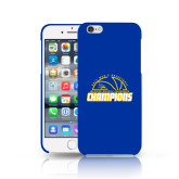 iPhone 6 Phone Case-2017 Western Athletic Conference Champions - Mens Basketball Half Ball