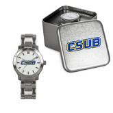Ladies Stainless Steel Fashion Watch-CSUB