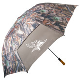 58 Inch Hunt Valley Camo Umbrella-Primary Logo