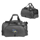Challenger Team Charcoal Sport Bag-Primary Logo