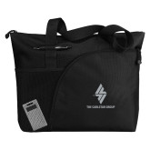 Excel Black Sport Utility Tote-The Carlstar Group