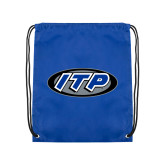 Royal Drawstring Backpack-ITP