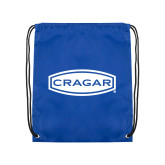 Royal Drawstring Backpack-Cragar