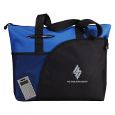 Excel Royal Sport Utility Tote-The Carlstar Group