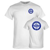 White T Shirt-Cragar 50th Anniversary