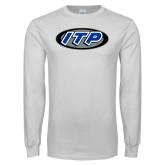 White Long Sleeve T Shirt-ITP