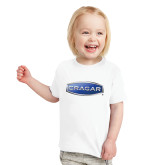 Toddler White T Shirt-Cragar