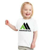 Toddler White T Shirt-Marastar