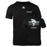 Adidas Black Logo T Shirt-Cragar Classic