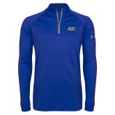Under Armour Royal Tech 1/4 Zip Performance Shirt-ITP
