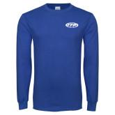 Royal Long Sleeve T Shirt-ITP