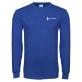 Royal Long Sleeve T Shirt-Cragar