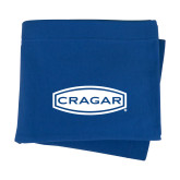 Royal Sweatshirt Blanket-Cragar