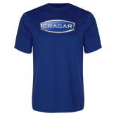 Performance Royal Tee-Cragar