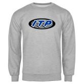 Grey Fleece Crew-ITP