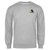 Grey Fleece Crew-Marastar