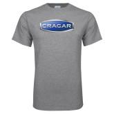 Grey T Shirt-Cragar