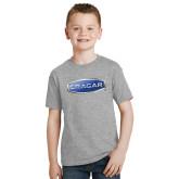 Youth Grey T Shirt-Cragar