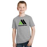 Youth Grey T Shirt-Marastar