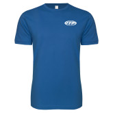 Next Level SoftStyle Royal T Shirt-ITP