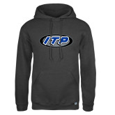 Russell DriPower Charcoal Fleece Hoodie-ITP