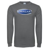Charcoal Long Sleeve T Shirt-Cragar