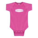 Fuchsia Infant Onesie-Cragar