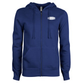 ENZA Ladies Royal Fleece Full Zip Hoodie-Cragar