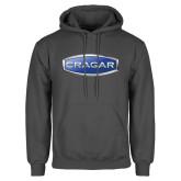 Charcoal Fleece Hoodie-Cragar