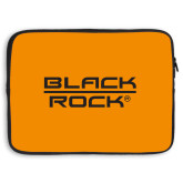 15 inch Neoprene Laptop Sleeve-Black Rock