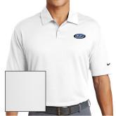 Nike Dri Fit White Pebble Texture Sport Shirt-ITP