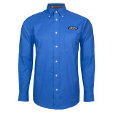 Mens Royal Oxford Long Sleeve Shirt-ITP