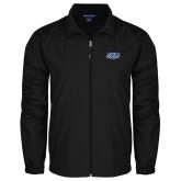 Full Zip Black Wind Jacket-ITP