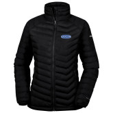 Columbia Lake 22 Ladies Black Jacket-Cragar