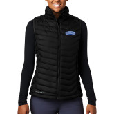 Columbia Lake 22 Ladies Black Vest-Cragar
