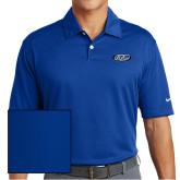 Nike Dri Fit Royal Pebble Texture Sport Shirt-ITP