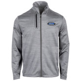 Callaway Stretch Performance Heather Grey Jacket-ITP